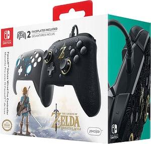 Faceoff Deluxe Controller Zelda Game
