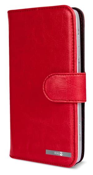 Wallet Case pour Liberto 825 rouge