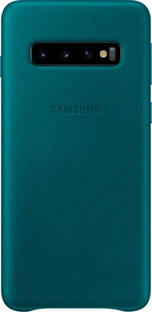 Leather Cover Green