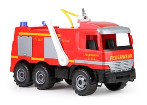 GIGA TRUCKS Fire Brigarde with Stickers