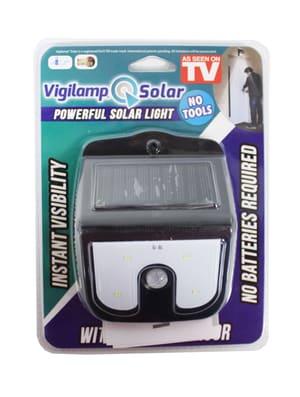 Vigilamp Solar - Sonnenenergie-Leuchte mit Bewegunssensor