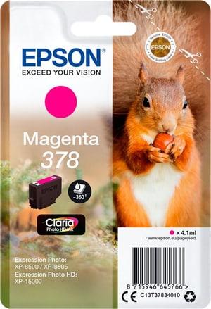 Tintenpatrone 378 Magenta