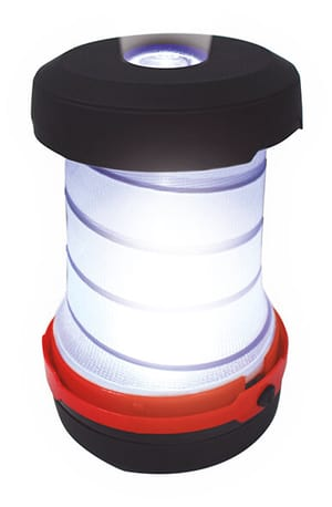 Pop Up Lantern- Faltbare Led  Lampe