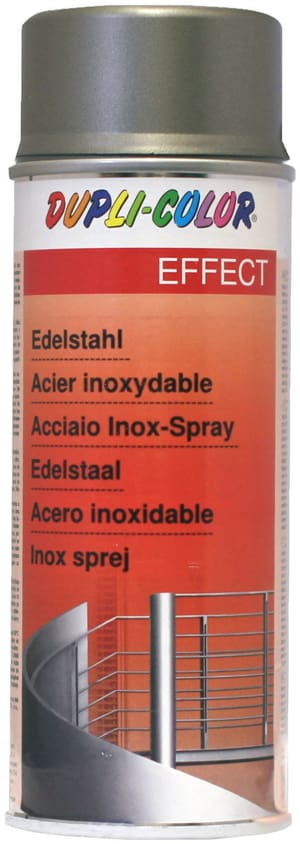 Edelstahl Spray