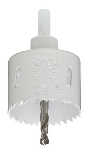 Seghe a tazza bimetallo HSS 56 mm