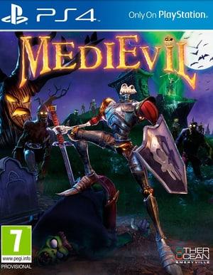 PS4  - MediEvil