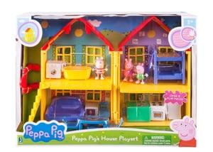 La maison familiale de Peppa Pig
