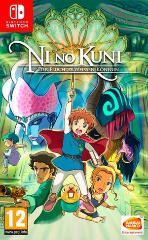 NSW - PS4 - Ni No Kuni: Der Fluch der Weissen Königin