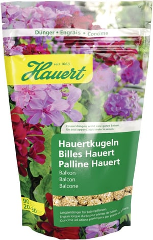 Palline per piante da balcone, 90 pezzi