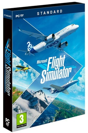 Microsoft Flight Simulator 2020 - Standa