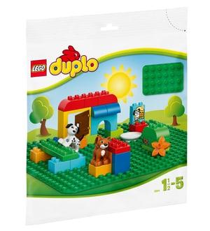 LEGO DUPLO Grande plaque de base verte 2304