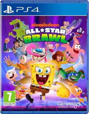 PS4 - Nickelodeon All-Star Brawl D