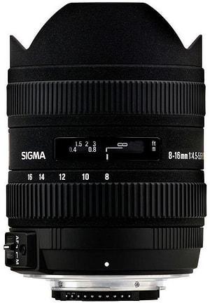 8-16mm F4.5-5.6 DC HSM Art Nikon