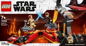 StarWars 75269 Anakin vs Obi-Wan