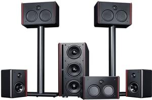 System 4 THX - 5.1 Set - B