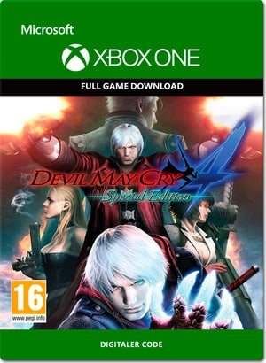 Xbox One - Devil May Cry 4: Special Edition