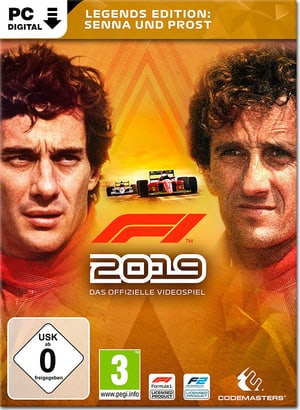 PC - F1 2019: Legends Edition