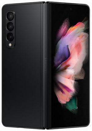 Galaxy Z Fold3 5G 512 GB Phantom Black