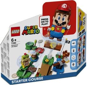 Super Mario Pack de Démarrage Les Aventures de Mario 71360