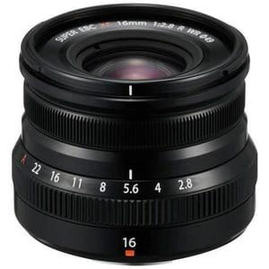 XF 16mm F2.8 R WR noir