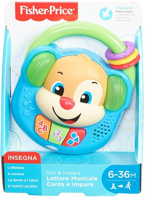 Fisher-Price FPV06 Music Player (IT)