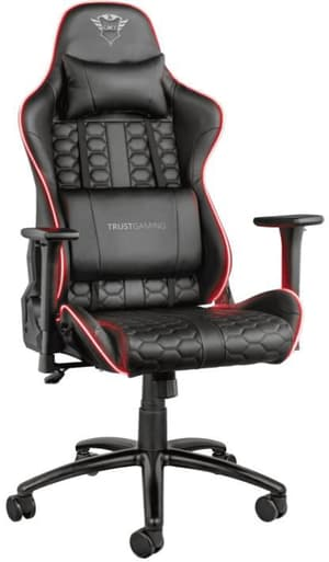 GXT 717 Rayza RGB-Illuminated Fauteuil Gaming