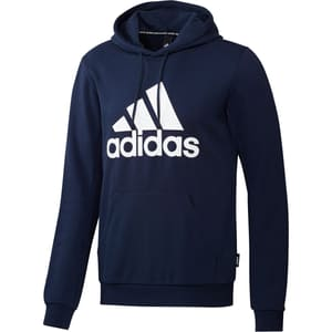 Mens Badge of Sport  French Terry Hoodie