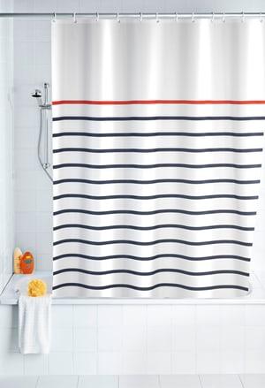 Rideau de douche Marine blanc