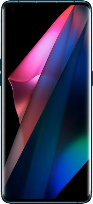 Find X3 Pro 5G blue