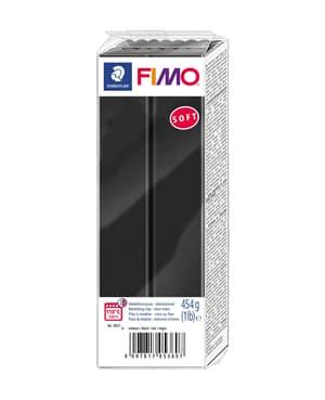 FIMO Soft Grossblock schwarz