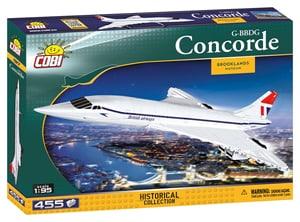 Concorde 455 pcs.