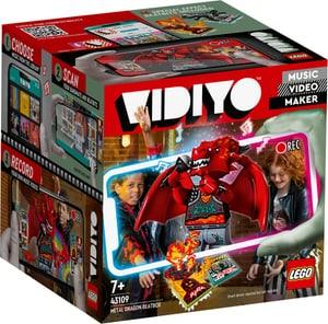 VIDIYO Metal Dragon BeatBox 43109