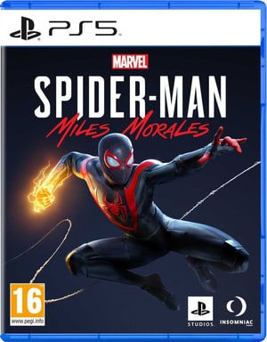 PS5 - Marvel's Spider-Man: Miles Morales