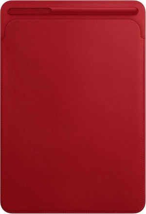 Leather Sleeve for 10.5-inch iPad Pro Red