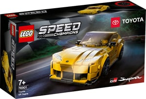 Speed Champions Toyota GR Supra 76901