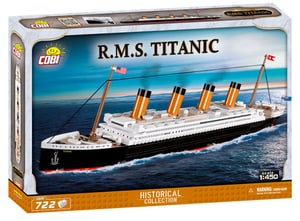 R.M.S Titanic 770pcs