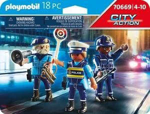 70669 Equipe de policiers