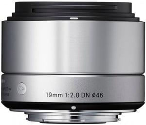 19mm F2,8 DN Art Silver (Sony-E)