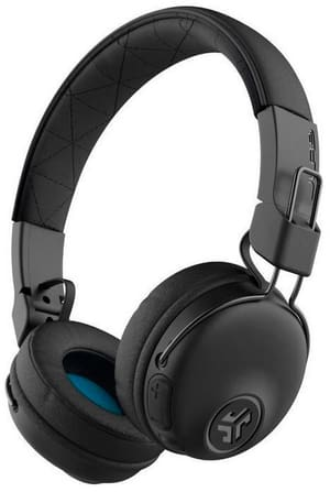 Studio Wireless On Ear Headphones - Schwarz