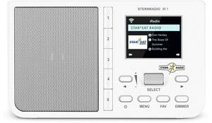 STERNRADIO IR 1 - Blanc