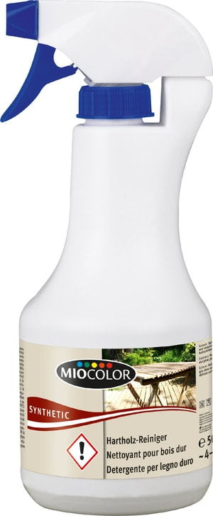 Hartholz-Reiniger Farblos 500 ml