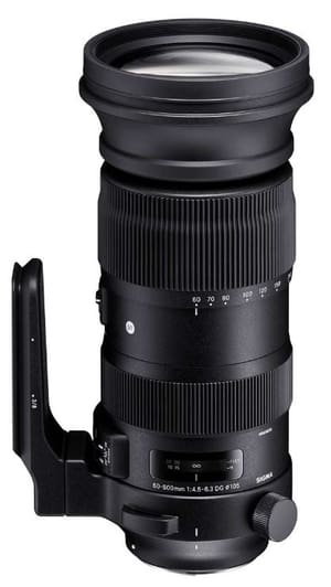 60-600mm F4.5-6.3 DG OS HSM Art Canon