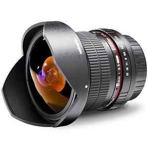 Pro 8mm F3.5 II AE Nikon-F