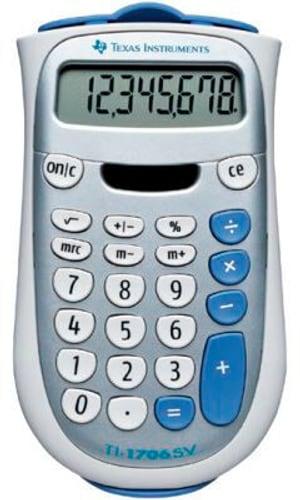 Grundrechner TI1706SV 8-stellig