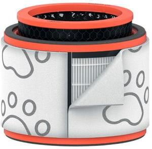 Filtre à tambour HEPA 3-en-1 spécial animaux pour Leitz TruSens Z-2000 / Z-2500