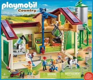 70132 Azienda agricola con animali