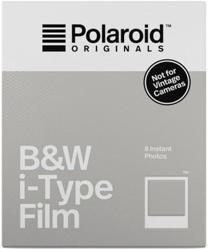 Originals Film i-Type B&W 8 Photos