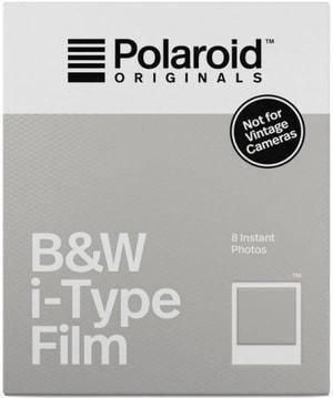 Originals Film i-Type B&W 8 Photos