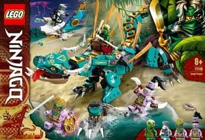 Ninjago 71746 Le Dragon de la Jungle