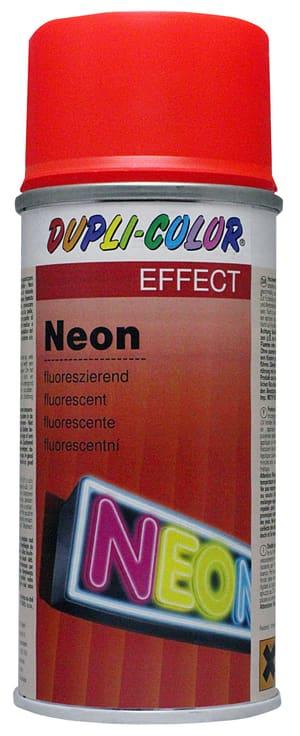 Peinture en aérosol fluo. rouge signale